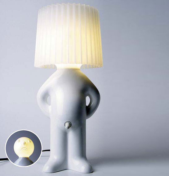 Really Cool Lamps 40 most creative lamps » changethethought™
