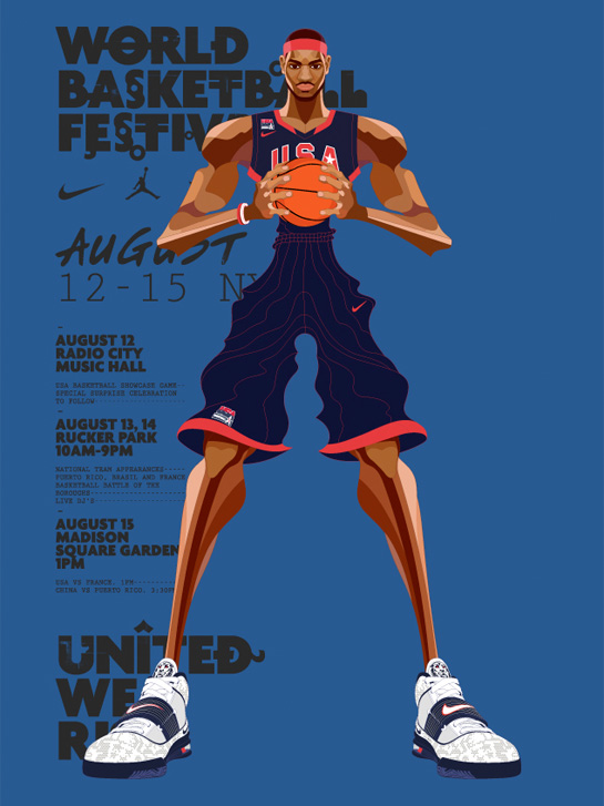Basketball Graphic Designs Graphic Design Michael