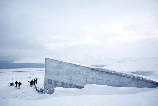 Doomsday Vault now open�soon
